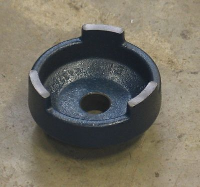 "Ammco 9490 Hubless Adapter Centering Cone for Brake Lathe w/ 1"" Arbor Bell FMC 1"