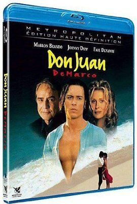 Don Juan Demarco [Blu-Ray] - Neuf