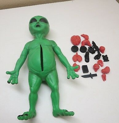 Vintage UFO Space Alien Anatomy Autopsy Game 1997 R Marino