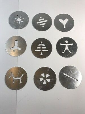 Replacement Cookie Discs ( 9 ) for Wear Ever Super Shooter # 70001 Wear-Ever