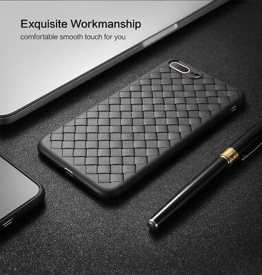 Phone Case For iPhone  6 6s 7 8 Plus X Cover Silicone Accessories Black