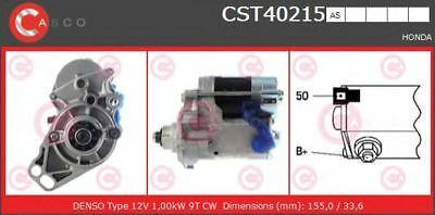 Motor de arranque CASCO CST40215AS HONDA