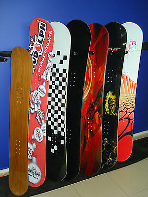 Unisex Snowboard VCAN Sports From USA 139cm to 167cm Various Designs & Sizes