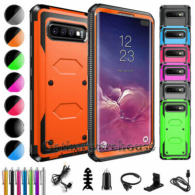 For Samsung Galaxy S6/S7 Edge/S8/S9 Plus/Note 9 Hard Shockproof Phone Case Cover