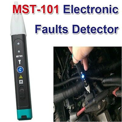 Automotive Electronic Faults Detector MST-101 Battery Tester Ignition Coil Range