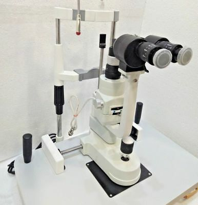 Zeiss Slit Lamp.With All Part