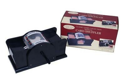 Classic Game Collection Manual Card Shuffler(Discontinued by manufacturer)