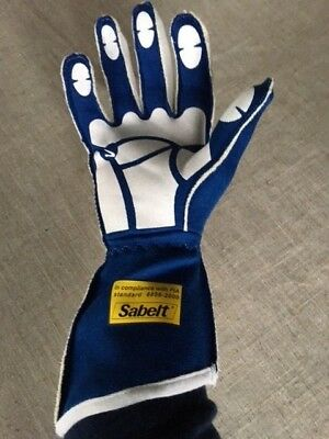 Sabelt Race/Rally Nomex Gloves Fg500 Not Sparco/Omp/Alpinestars