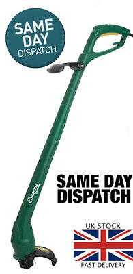 Kingfisher Electric Garden Grass Trimmer Telescopic Lawn Hedge Edge Cutter New