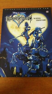 Kingdom Hearts Complete Official Strategy Game Guide