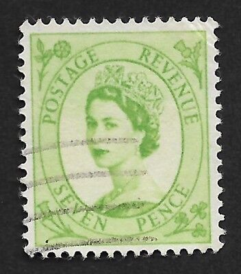 (111cents) Great Britain Scott #326 used