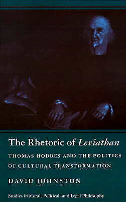The Rhetoric of Leviathan by David Johnston (1989)