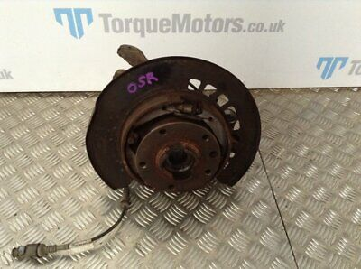 2005 Porsche Cayenne 955 Turbo Offside Rear Hub And Carrier