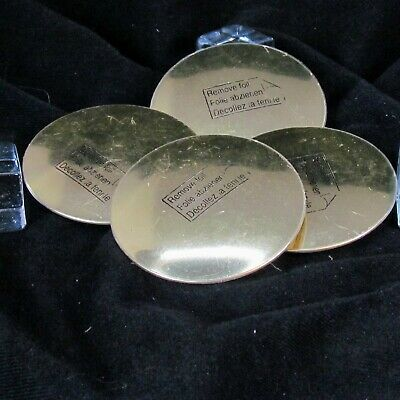 Brass Pendulums without arm NOS with protective film save big on volume