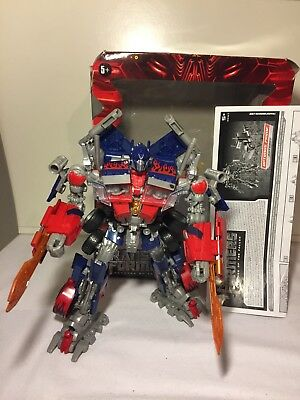 Transformers - ROTF Optimus Prime Leader Class Sound & Licht❗️RARE❗️