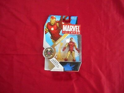 Marvel Universe Iron Man 3.75 Inch Action Figure NEW