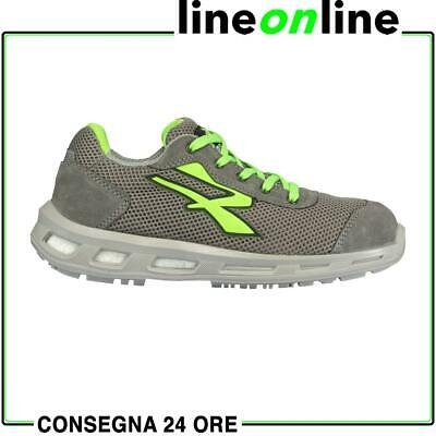 Scarpe antinfortunistiche U Power Summer S1P SRC UPower basse SUPER LEGGERE