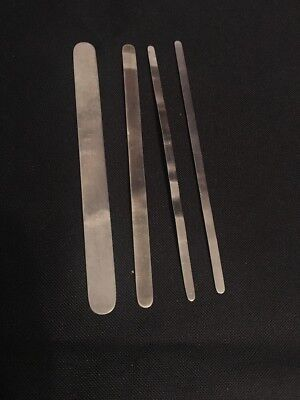 Neck Malleable Retractor **lot Of 4**