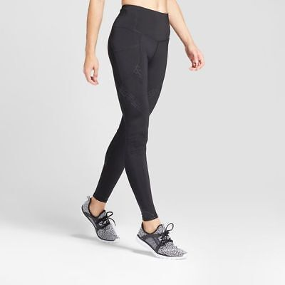 99715f2f92 C9 CHAMPION WOMEN'S Embrace Gel Printed Leggings - Black - Size XXL -  $12.95 | PicClick