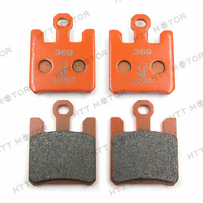 Carbon Ceramic Brake Pad for Kawasaki VN1600B Vulcan 1600 Suzuki GSXR1000-FA369/