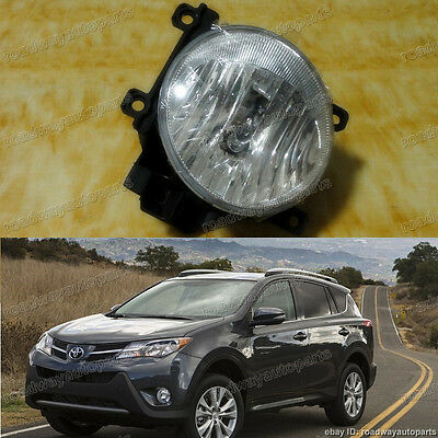 1PCS LH front bumper FOG DRIVING Light lamp for TOYOTA RAV4 2013-2015