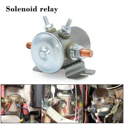 114208/114218 66-702 Continuous duty 12V 150A golf cart solenoid relay H3T1