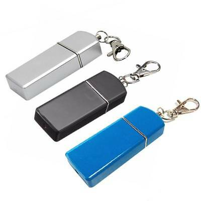 Mini Portable Steel/Metal Pocket Cigarette Ashtray Ash Holder Keyring Key Chain