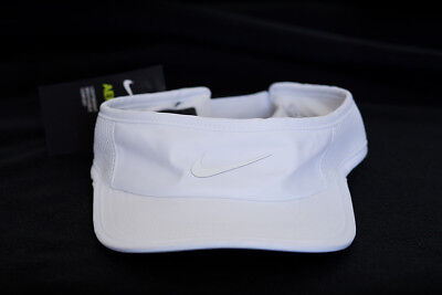 NEW Nike White Tennis Hat Adult Unisex OSFA