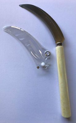 Saw Sickle,Stainless, for Weeding,Harvesting Work,Cutting grass blade len 170mm