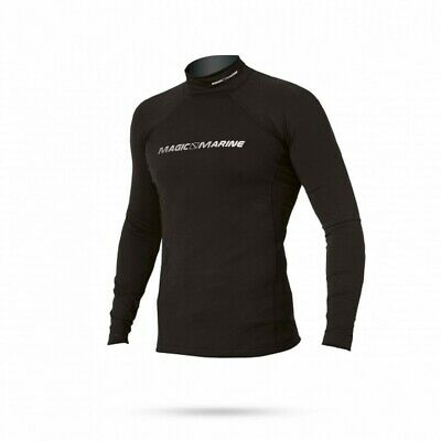 Magic Marine Fleeceshirt Bipoly Pullover Funktionsshirt Funktionswäsche langarm
