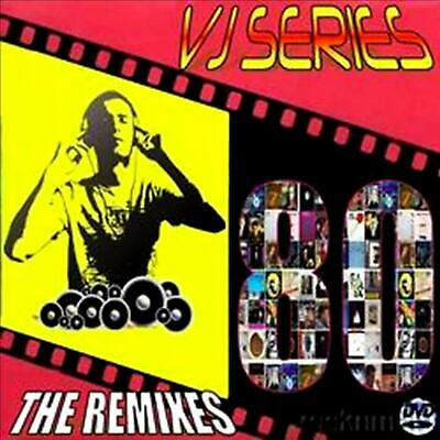 "80s Videos collection ""Ultimate Remix Series""555 Videos/37 dvds + 12"" Collection"