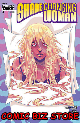 Shade The Changing Woman #4 (2018) 1St Printing Dc Universe Bagged & Boarded
