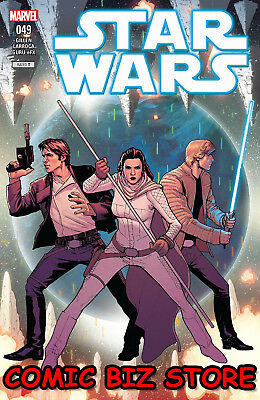 Star Wars #49 (2018) 1St Printing Bagged & Boarded Marvel Comics