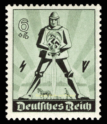 EBS Germany 1940 Labour Day - Tag der Arbeit - Michel No. 745 MNH**