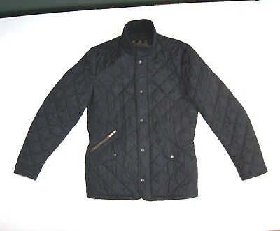 Quilted jacket Barbour unisex vintae retro casual chelsea