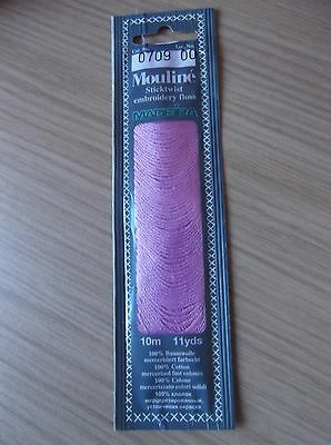MADEIRA Mouline Stranded Cotton Embroidery Floss 10m Colour 2414 VARIEGATED