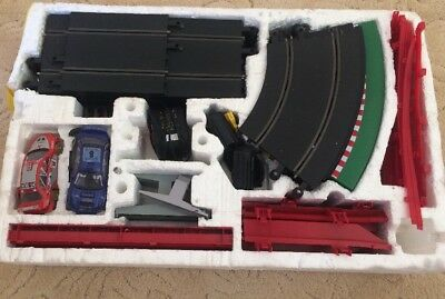 Jiada Compatible With Scalextric Rally Aust Slot Car Set