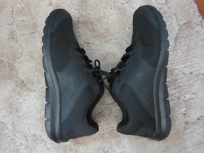 9d50f7ba2cb05 CHAMPION Gusto Mens Size 14 Black Mesh Running Course SHOES Lightweight