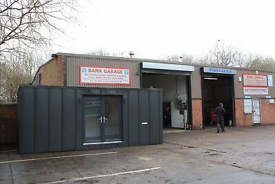 Portable building Office Marketing Suite Made to order Doncaster Sheffield Leeds