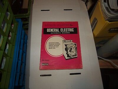 Repair Master for General Electric Automatic Washers #9003 from 1978