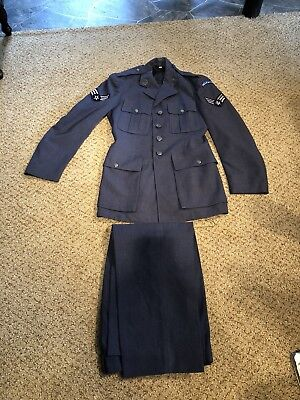 Vintage WW2 Korean War United States Air Force USAF US Dress Uniform