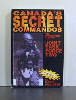 Canada's Secret Commandos, Joint Task Force Two, Military