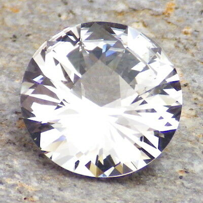DANBURITE-MEXICO 6.17Ct FLAWLESS-VERY BRILLIANT GEM-FOR HIGH-END JEWELRY-VIDEO!