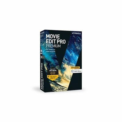 MAGIX Movie Edit Pro Premium 2018, worldwide instantl delivery, READ DESCRIPTION