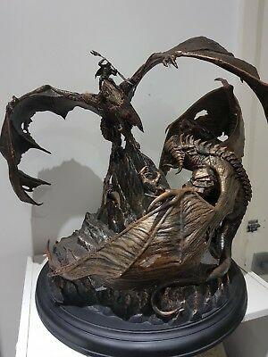 Middle Earth: Shadow of War - Mithril Limited Collector's Edition Balrog Statue