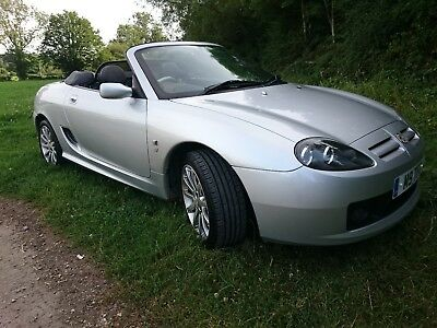 05 MG TF Spark 135bhp 1.8 FSH(6 stamps) MOT 4/19,Warranty, WAXOILED RUST PROTECT