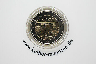2 Euro Finnland 2018 Finnische Nationallandschaft - Koli