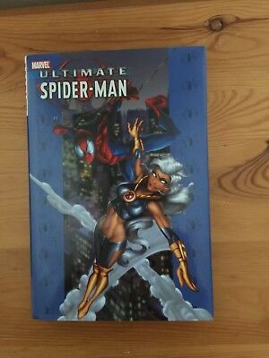 Marvel Ultimate Spider-Man Volume 4 - Hardcover 28 cms x 19 cms. First Print.