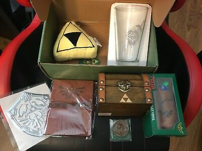 The Legend of Zelda Collector's Box Set Limited Exclusive Culturefly