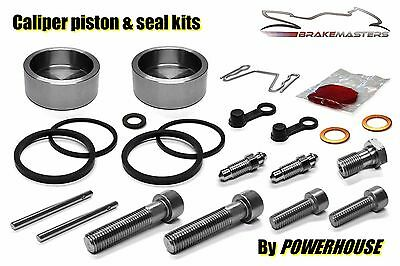 Suzuki GSXR 750 rear caliper seal piston rebuild kit B K1 K2 K3 2001 2002 2003